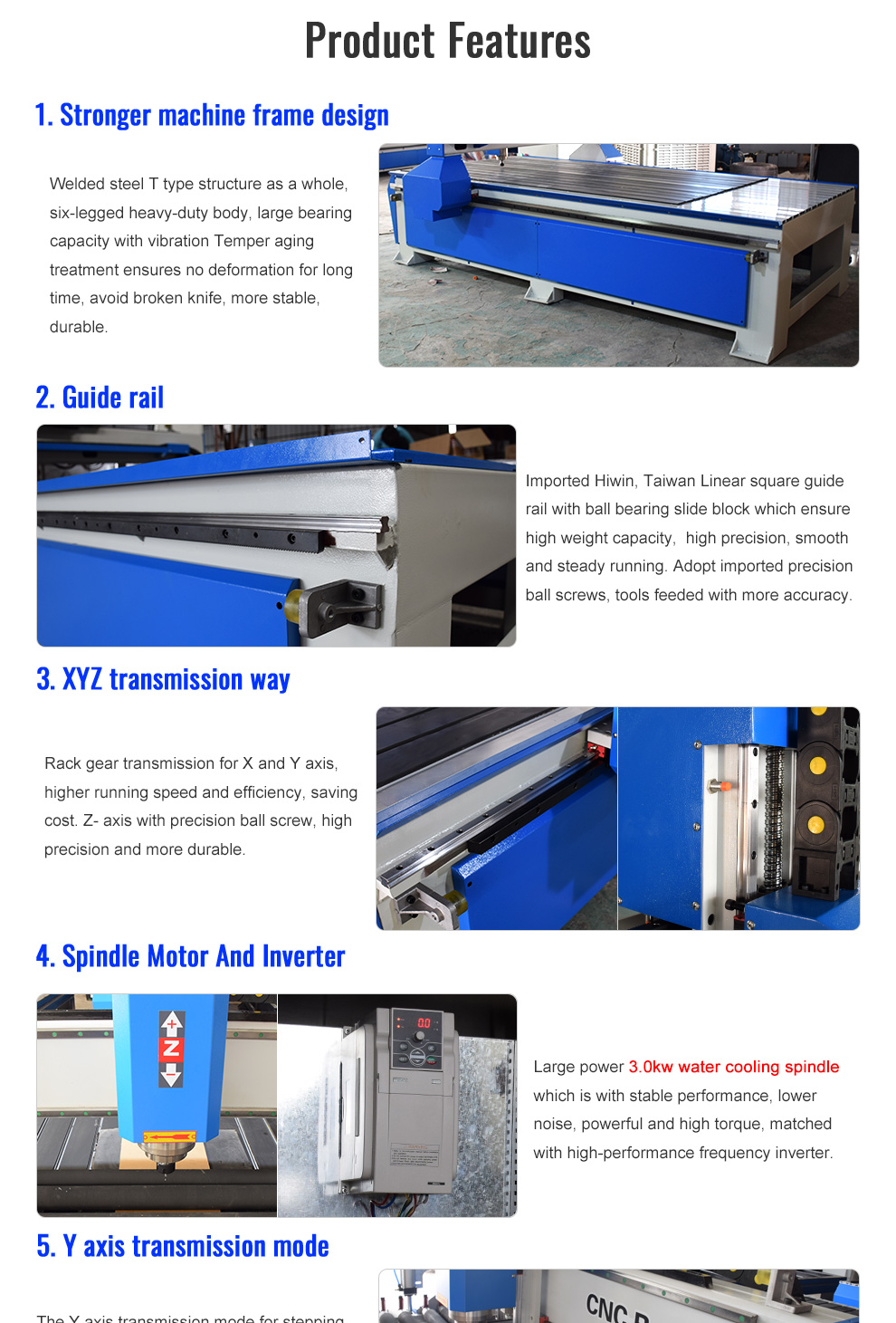 CNC Router With Rolling Cylinder