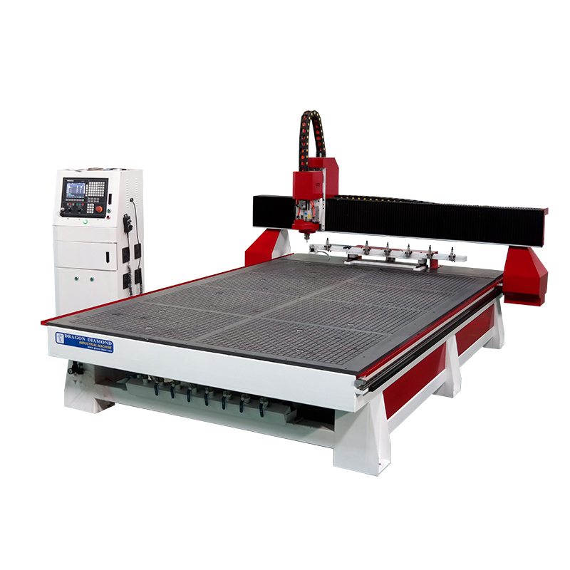 Automatic Tool Change CNC Cutting Machine