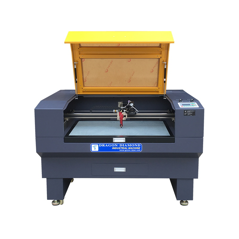 6090 Laser Acrylic Stone Leather Engraving Cutting Machine