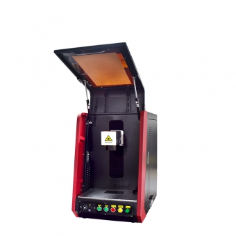 Fiber Metal Mark Laser Machine