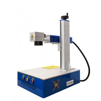 Portable Fiber Marking Laser Machine