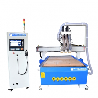 Digital CNC Wood Cutting Engraving Machine