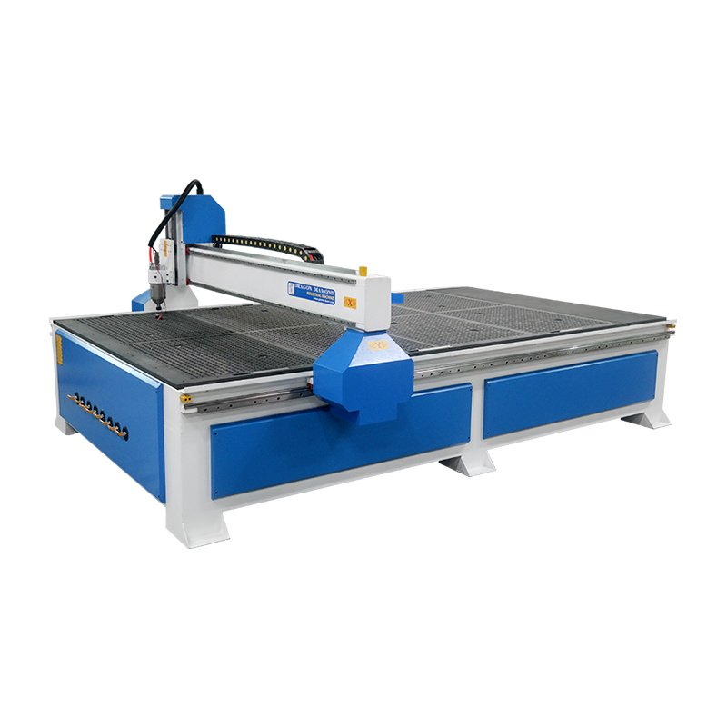 Large Vacuum Table Wood CNC Engraving Machine